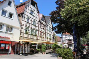 Bensheim: Altstadt