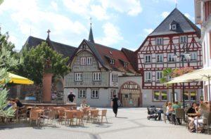 Bensheim: Hospitalbrunnen